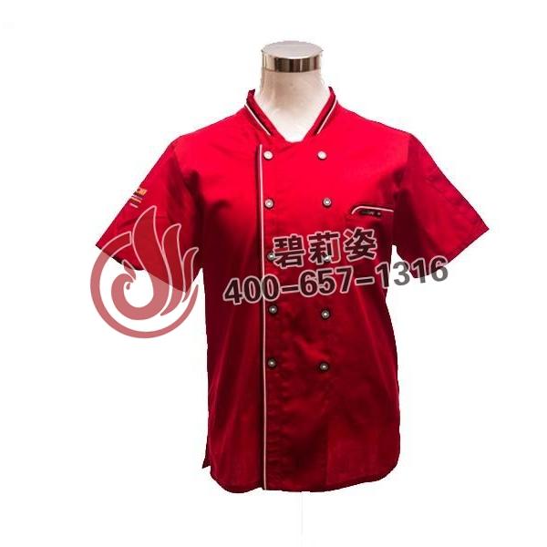 厨师服设计